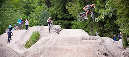 Jump Jam Draws FMB-Ranked Athletes to Whistler
