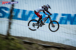 Race Report: British Downhill Series 2015 - Fort William