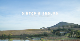 Video: Dirtopia Enduro - Delvera, Stellenbosch