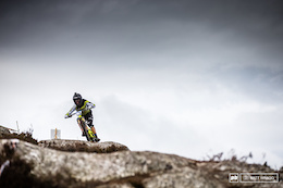 Suncream and Gore-Tex - Enduro World Series, Round 2 - Wicklow