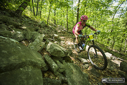 2015 Trans-Sylvania Mountain Bike Epic: Day Two - Cooper's Gap