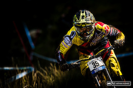 Fort William Downhill WC 2015: After the Storm - Finals Photo Epic