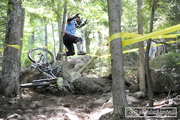 Video and Race Report: Vittoria ESC DH at Pat's Peak, NH