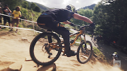 Official Video: British Downhill Series 2015 - Rhyd Y Felin