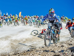 Video: Megavalanche 2015