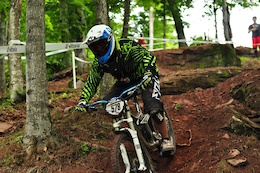 Video: World Cup Test Event at Windham Bike Park