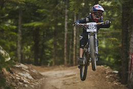 Report: Whistler Bike Park - Phat Kidz, Race 2