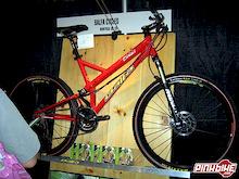 Balfa at Interbike 2003