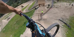 Video: Red Bull Joyride Course Ride with Darren Berrecloth