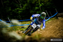 Video: Mont Sainte Anne World Cup DH - Qualifying Highlights