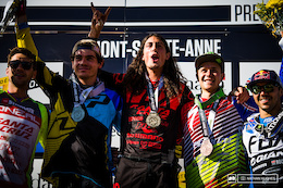 Team Videos: Mont Sainte Anne World Cup DH