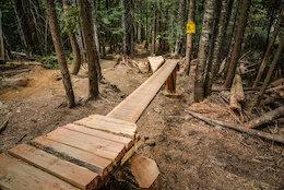 Whistler Bike Park Updates - Crack Addict