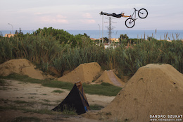 Video: Feral Rushes - Raw DH to DJ with Adolf Silva