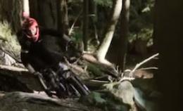 Video: Laura Battista Riding Squamish