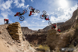 Graphic Content: Brendan Fairclough Out Of Red Bull Rampage, R-Dog In