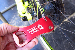 Wolf Tooth Rotor Tool - Review