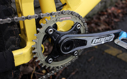 Renthal 1XR Chainring - Review