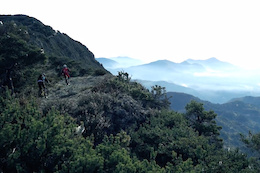 Nico Vouilloz and Friends Shred the Maritime Alps - Video