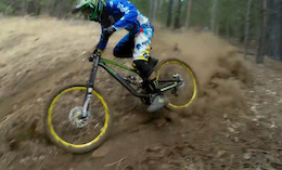 Off-Season Laps With Sam Hill - Video