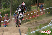 Peat first in qualifier at Vigo World Cup DH in Spain