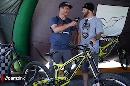 30 Second-ish Bike Checks with Tippie: Sea Otter 2016 - Video