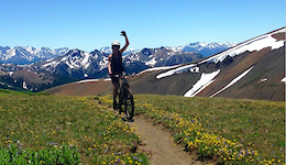 One Lucky Lady Will Win a Mountain Bike Adventure to the Chilcotins