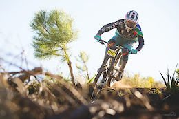 Garlicki Wins Round 3 of the South African National DH Series
