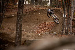 Isaac Allaire at Highland Bike Park - Video