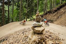 Petzen Flow Trails, Austria - Video
