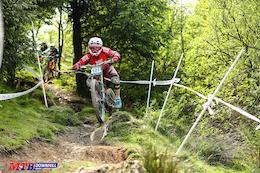 British Downhill Series 2016, Round Three, Rhyd-Y-Felin - Results