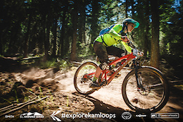 Osprey BC Enduro Series, Canmore - Course Release