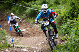 iXS European Downhill Cup: Round Three - Schladming - Qualifying Results