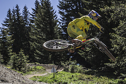 A Sojourn in Morzine With Finn Iles - Video