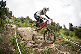 2016 iXS European Downhill Cup: Round Five, Les2Alpes - Qualifying Results