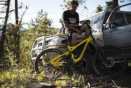 Romain Baghe Riding Evo Bike Park - Video