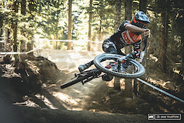 Fox Air DH: Eh-Line - Crankworx Whistler 2016