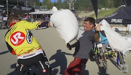 Just the Tip: Pillow Fight Rodeo - Whistler Crankworx 2016 - Video