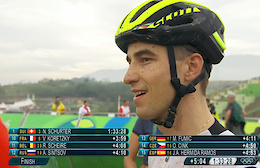 Rio 2016 - Men's Olympic XC Results