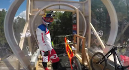 Claudio's Course Preview: Tandem Attempts - Vallnord DH World Cup 2016