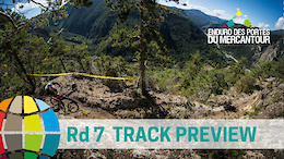 50 Shades of Grey Earth: EWS Round 7 - Valberg, France Track Preview