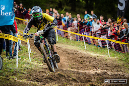 Race Day Two - EWS Round 7: Valberg, France