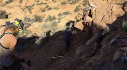Red Bull Rampage with Logan Binggeli, Part One - Video