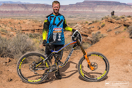 Logan Binggeli's Single-Speed KHS - Red Bull Rampage 2016