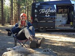 Lauren Gregg's Weekend Van/Race Routine - Video