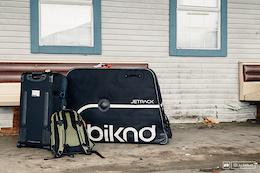 Biknd Jetpack Travel Bag - Review