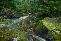 Cam McCaul Hits Squamish in the Wet - Video