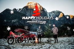 Happy Holidays From Race Face - Video