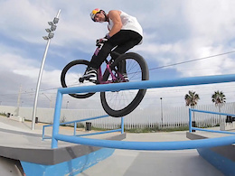 Pavel Alekhin Tech Jibbing Park and Street - Video