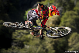 iXS DH Cup South America, Chillan - Results