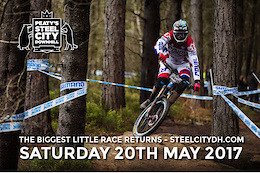 Peaty's Steel City DH - The Race Is On